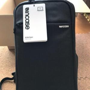 インケース アイコン パック ナイロン 2(Incase icon Pack Nylon Ⅱ)を買いました