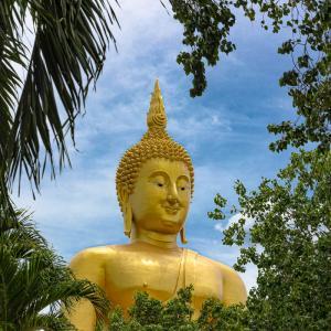ワット・ムアン(Wat Muang)タイ最大級の大仏にビックリ!🇹🇭