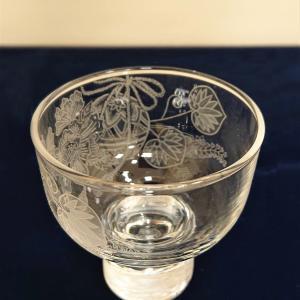 【生徒さんの作品】使わずに眺めていたい アートな酒盃 ラストワン!