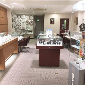 腕時計の電池交換<フジタ蒲田本店>