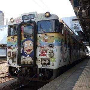 忍者ハットリくん列車で城端線を踏破する JR東海 完乗の旅 6日目③