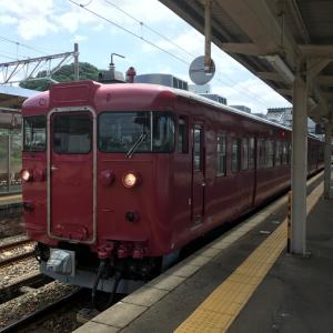 置き換え間近の413系で七尾線を旅する JR東海 完乗の旅 6日目⑥