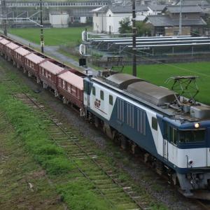 美濃赤坂界隈で「赤ホキ」を撮る その1 中部地方 撮り鉄遠征⑨
