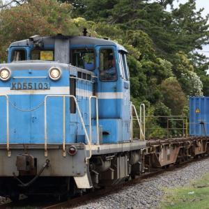 8年ぶりの京葉臨海鉄道