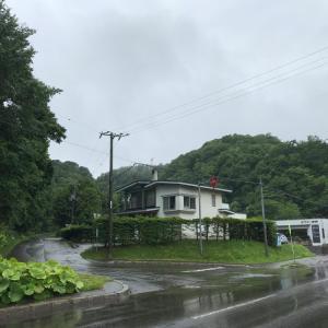 網走駅 北海道放浪の旅 11日目①