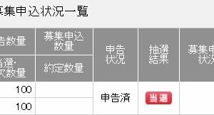 【IPO当選】CINC(4378)が当選