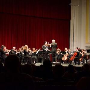 Northwest Sinfoniettaと共演しました。1/2