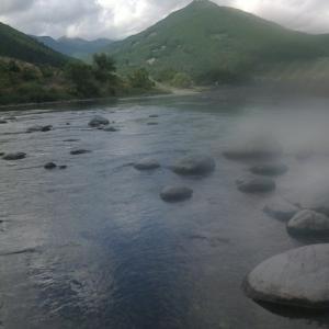 大井川本流(上流部)で釣れはじめました