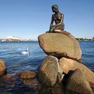 コペンハーゲンの旅~コペン見物とヌード写真集