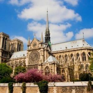 パリの旅~国際急行列車の旅