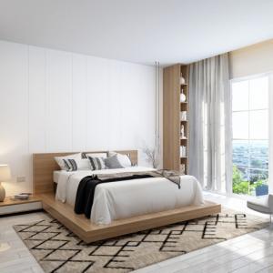 主寝室。夫と妻の部屋は分けるべきか