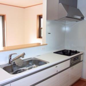 キッチンの色は屋内の雰囲気を決める