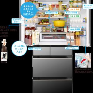 【家電のススメ】冷蔵庫編 TOSHIBA MITSUBISHI SHARP