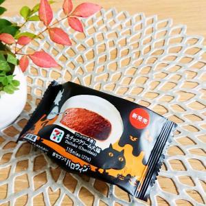 【新発売】マシュマロ食感★生チョコクリーム大福!by:セブンイレブン!