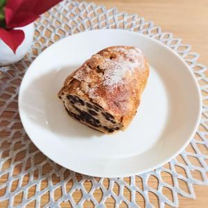 【パン】レーズンた~っぷり★ハードパン&セミハードパン♪