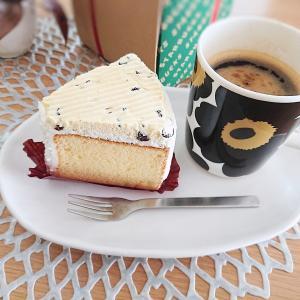 【スタバ】季節のおすすめ★ラムレーズンシフォンケーキ♪