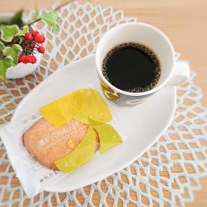 【おやつ】瀬戸内れもんサブレ&美味しいカフェインレスコーヒー♪