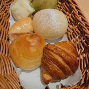【外食】パン食べ放題のお店が好き~♪