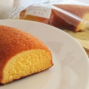 【ローソンベーカリー】ふわふわたまごのシフォンケーキ♪