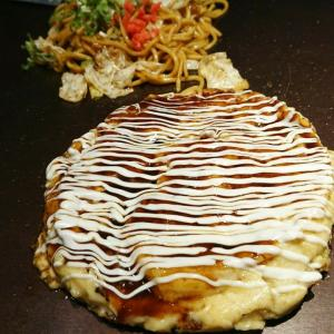 【外食】ランチは京風お好み焼き~♪