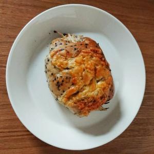 【パン】美味しいごぼう(お惣菜)パン♪