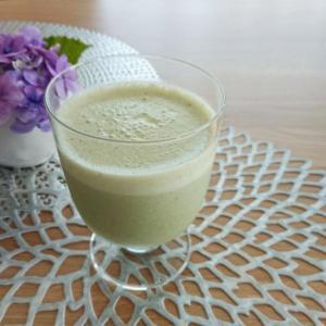 【飲み物】さっぱりさわやか美味しいスムージー★バナナ・抹茶ラテ・スムージー♪