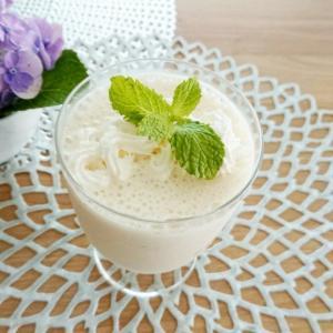 【飲み物】黄金レシピのバナナジュースが完成したかも!?編♪