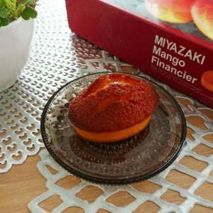 【焼き菓子】宮崎マンゴーフィナンシェ~♪