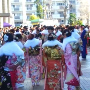 長岡京市成人式