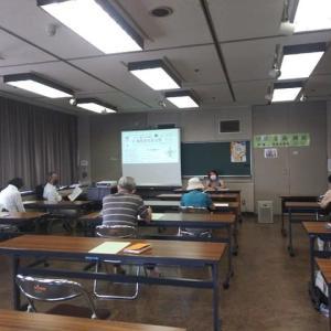長岡京市民大学 で「保護司」の仕事についての講座を受講しました。