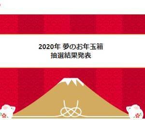 ヨドバシ福袋の抽選結果を確認する方法!夢のお年玉箱2020は当選多め?