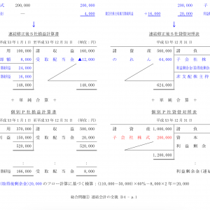 簿記超人への道②:目から鱗!フロー計算とストック計算①