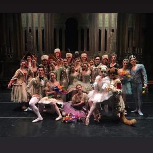 タルサバレエ「眠れる森の美女」終演
