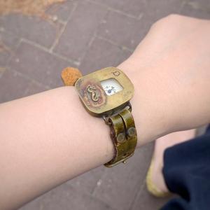 手作り腕時計の修理記録。費用は?日数は?メンテナンスの仕方はどうすればいいの?