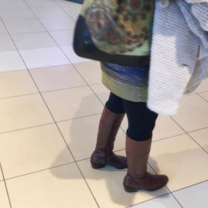 60代母のコーデ。「明日何着るの?」とメールしたら1年前にダメ出ししたコーデだった。