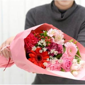母の日に送った花束!鉢植えではなく花束にした理由とは?
