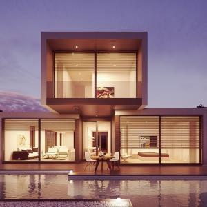 お金持ちになっても大きな家に住みたくない。