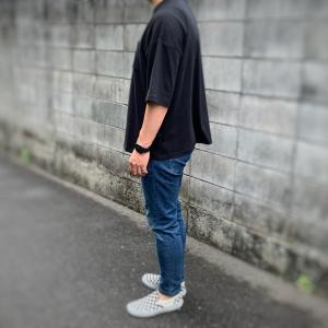 【着画あり】しまむらのAIR SHIELD クルーネックTシャツを徹底レビュー【PR】