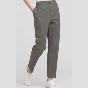 今が買い時!短足さんのパンツ選び術。GU&ユニクロのクロップドパンツが狙い目です!