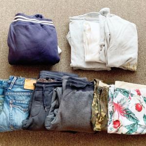 【2019年上半期】夫婦2人で数えてみた。捨てた服と買った服の結果。