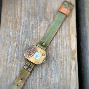 ずっと好きなもの。手作り腕時計ni:taを愛用中。