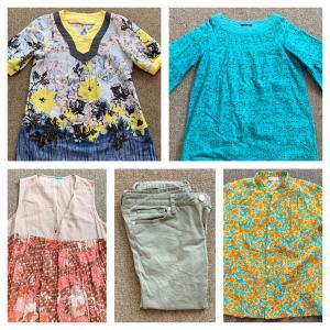 60代の母が捨てると決めた夏服5枚。