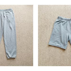 【買わない生活】ユニクロの長ズボンをリメイク!クローゼットの中は生きた服だけにしたい!