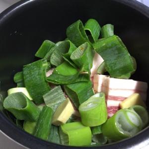 【電気圧力鍋】電気圧力鍋で「豚の角煮」を作ってみた