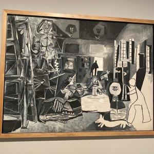 スペイン旅行記 14   ピカソ美術館…と、プラド美術館
