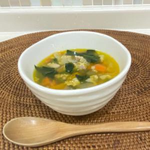 YouTube料理動画 野菜のとろとろスープ これ最高