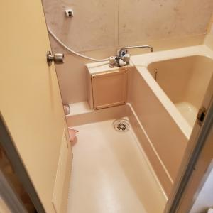 賃貸マンションの下の階への漏水はユニットバスでした
