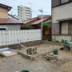 手作り小屋の解体VOL2