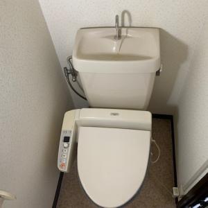 トイレタンクの手洗からの漏水が止まりません
