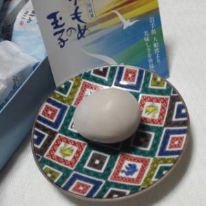大船渡の美味しいお菓子「かもめの玉子」。